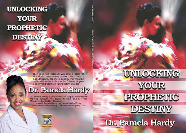 Unlocking Your Prophetic Destiny Book Cover